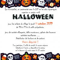 Affiche halloween copie